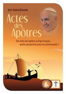 Kit actes des apôtres - Couverture