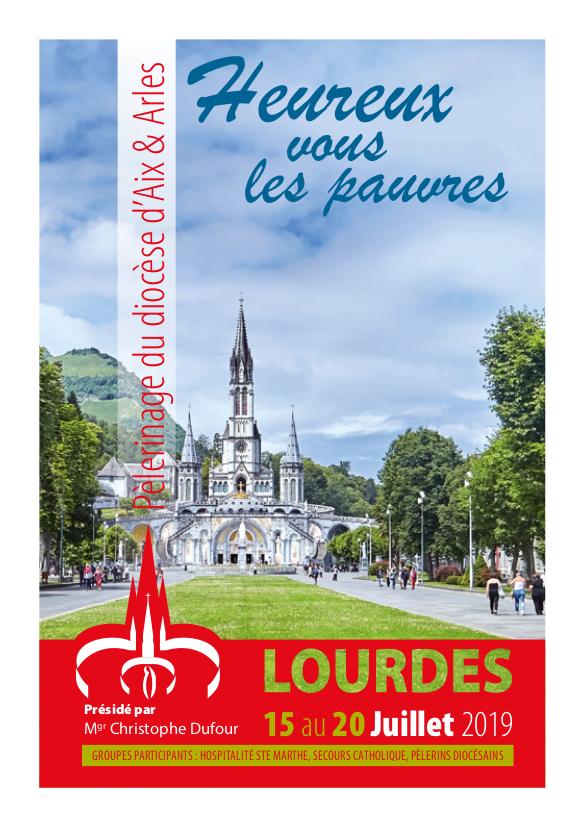 Calendrier Des Pelerinages Lourdes 2019.Pelerinage Diocesain A Lourdes Eglise Catholique Dans Le