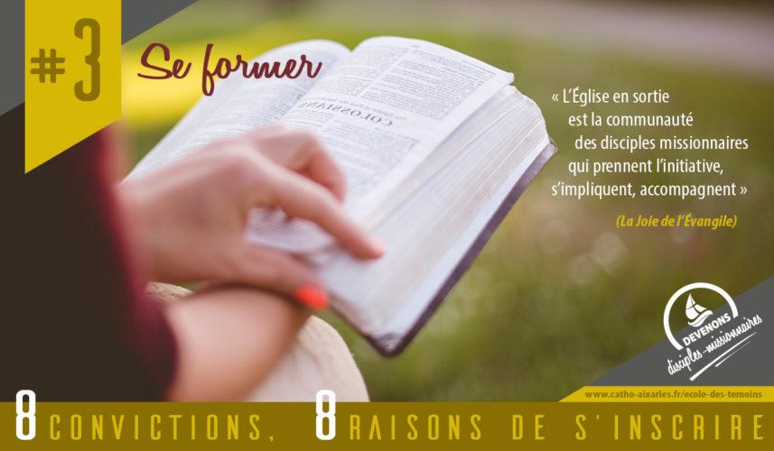 Ecole des témoins - 8 convictions (3)