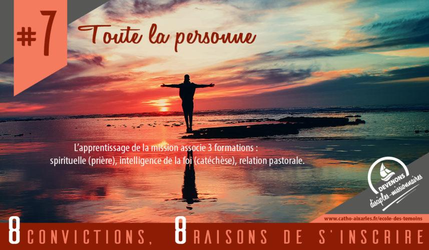 Ecole des témoins - 8 convictions (7)
