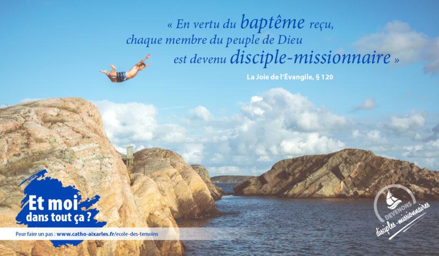 Ecole des témoins - Joie de l'Evangile (3)