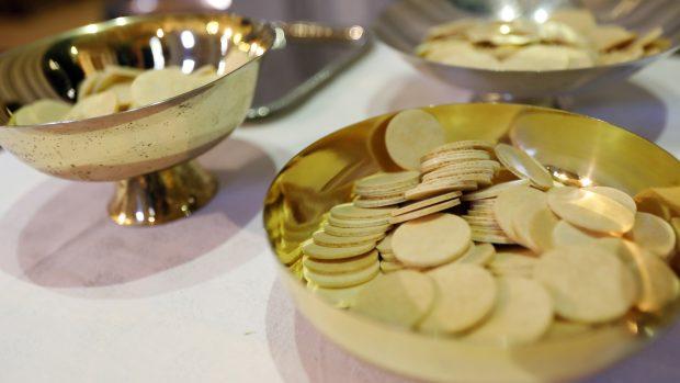 eucharistie première communion